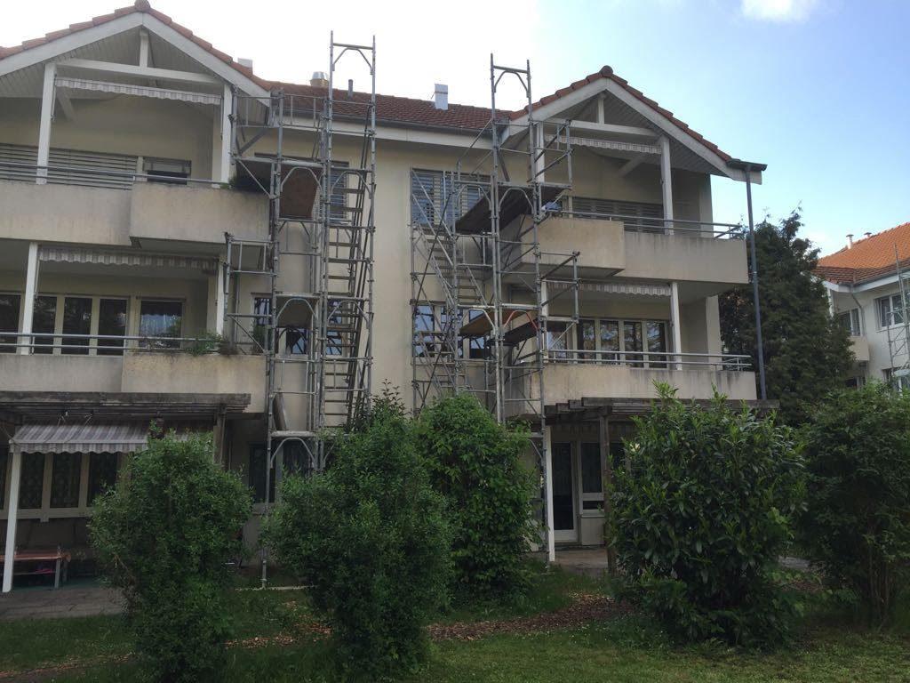 balkonsanierung mfh's, 4222 zwingen